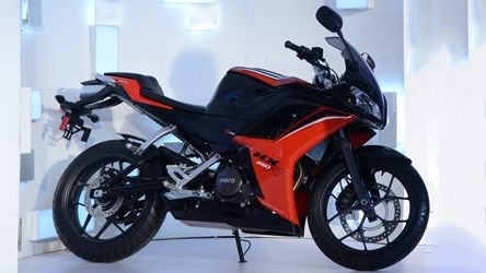 hero hx250r launched