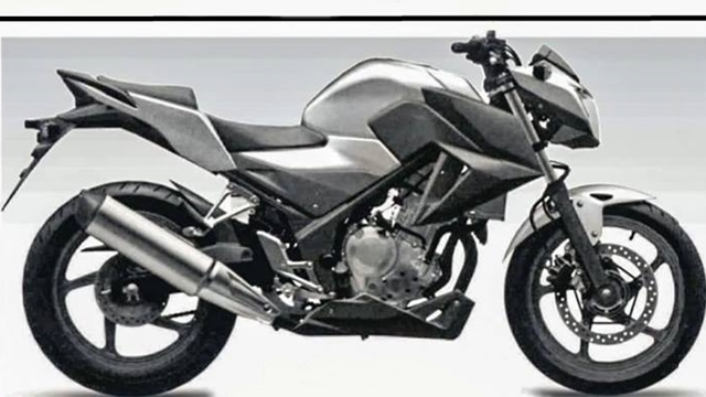 new honda cb300f india