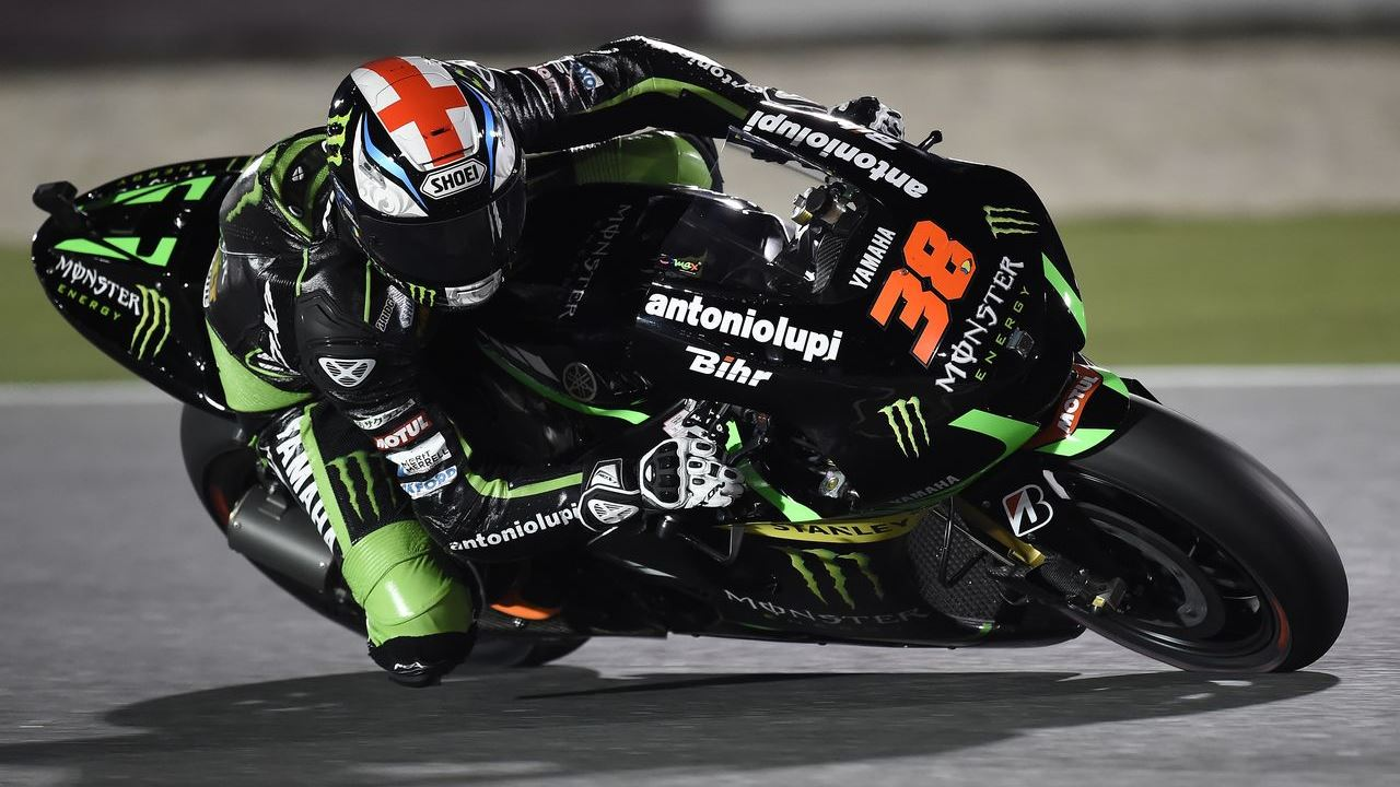 Bradley Smith Qatar