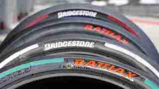 MotoGP new slick tyre marking system for 2014