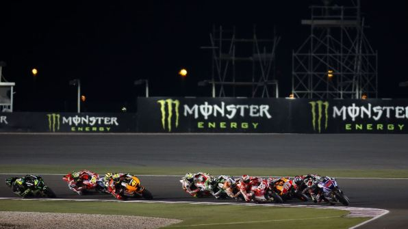 MotoGP Qatar 2014 results, photographs and rider quotes