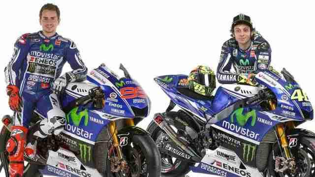 Yamaha 2014 MotoGP livery