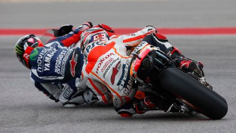 MotoGP 2014 Austin - Marquez takes record breaking pole