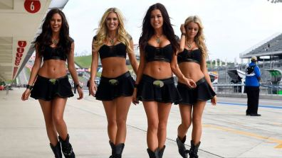 Moster energy paddock girls - 2