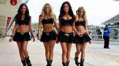 Moster energy paddock girls - 2