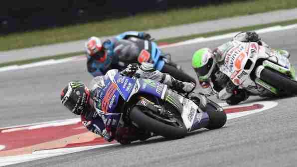 jorge lorenzo motogp austin race day