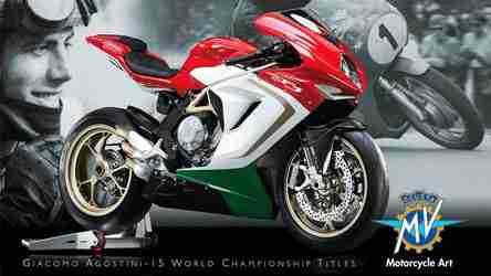 mv agusta f3 800 ago limited edition