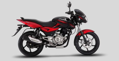 New Bajaj Pulsar 150/180 colours - Cocktail Wine Red