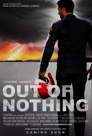 out of nothing 2014 - poster