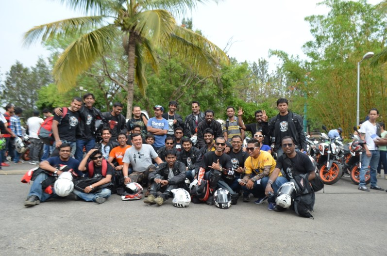 YRC - Yamaha Riders Club Bangalore India - 09