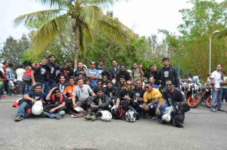 YRC - Yamaha Riders Club Bangalore India - 09