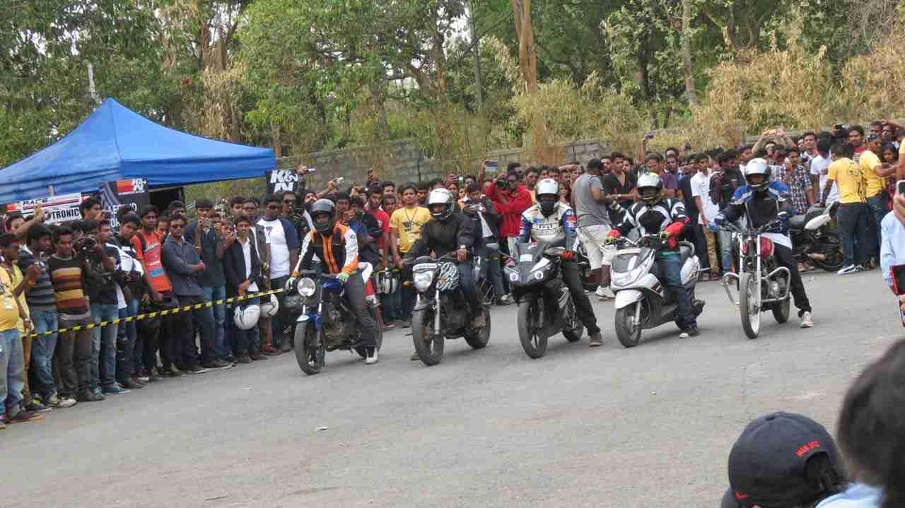 YRC - Yamaha Riders Club Bangalore India - 20