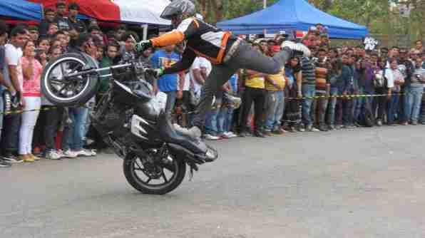 YRC - Yamaha Riders Club Bangalore India - 22
