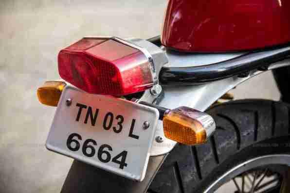 Continental GT - brake light