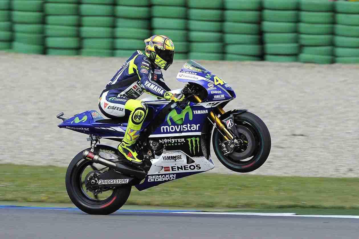 Valentino Rossi MotoGP Assen