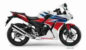 New Honda CBR 250R colour - HRC
