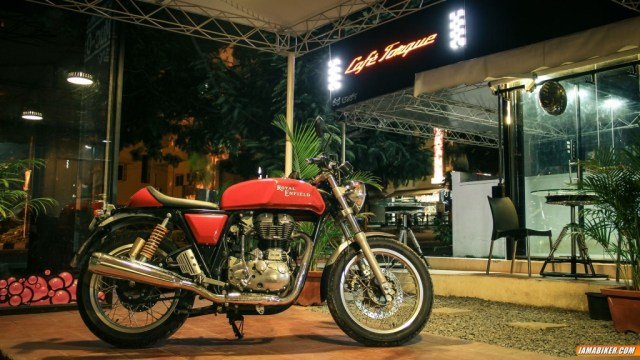 Royal Enfield Continental GT HD wallpapers