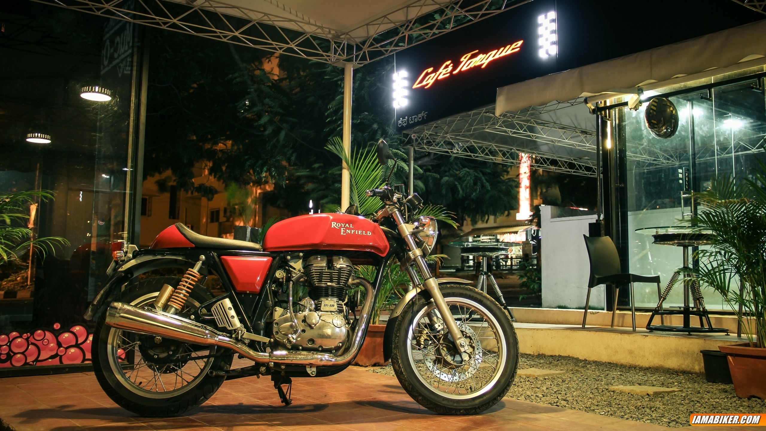 Hd wallpaper royal enfield - Royal Enfield Continental Gt Hd Wallpapers