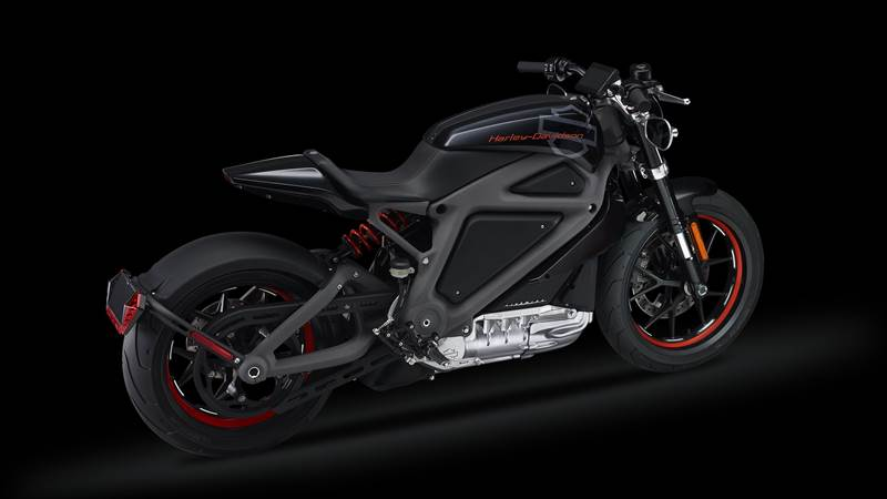 electric harley davidson