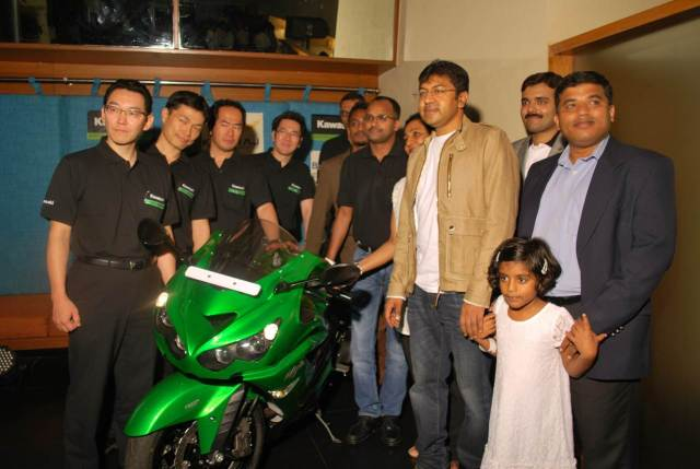 kawasaki khivraj motorcycle launch