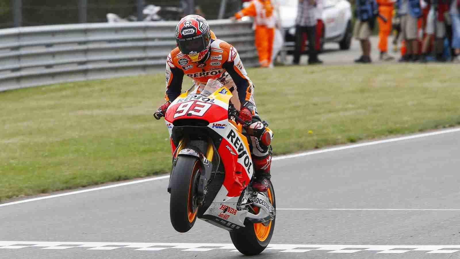 marc marquez sachsenring motogp 2014