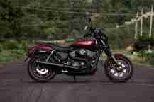 2015 Harley Davidson Street 750 review - 01
