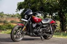 2015 Harley Davidson Street 750 review - 06