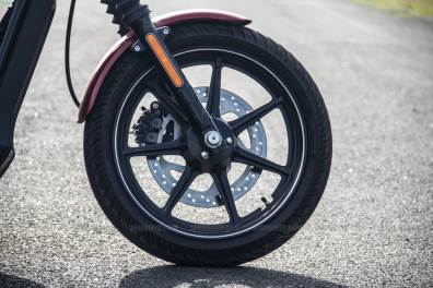 2015 Harley Davidson Street 750 review - 12
