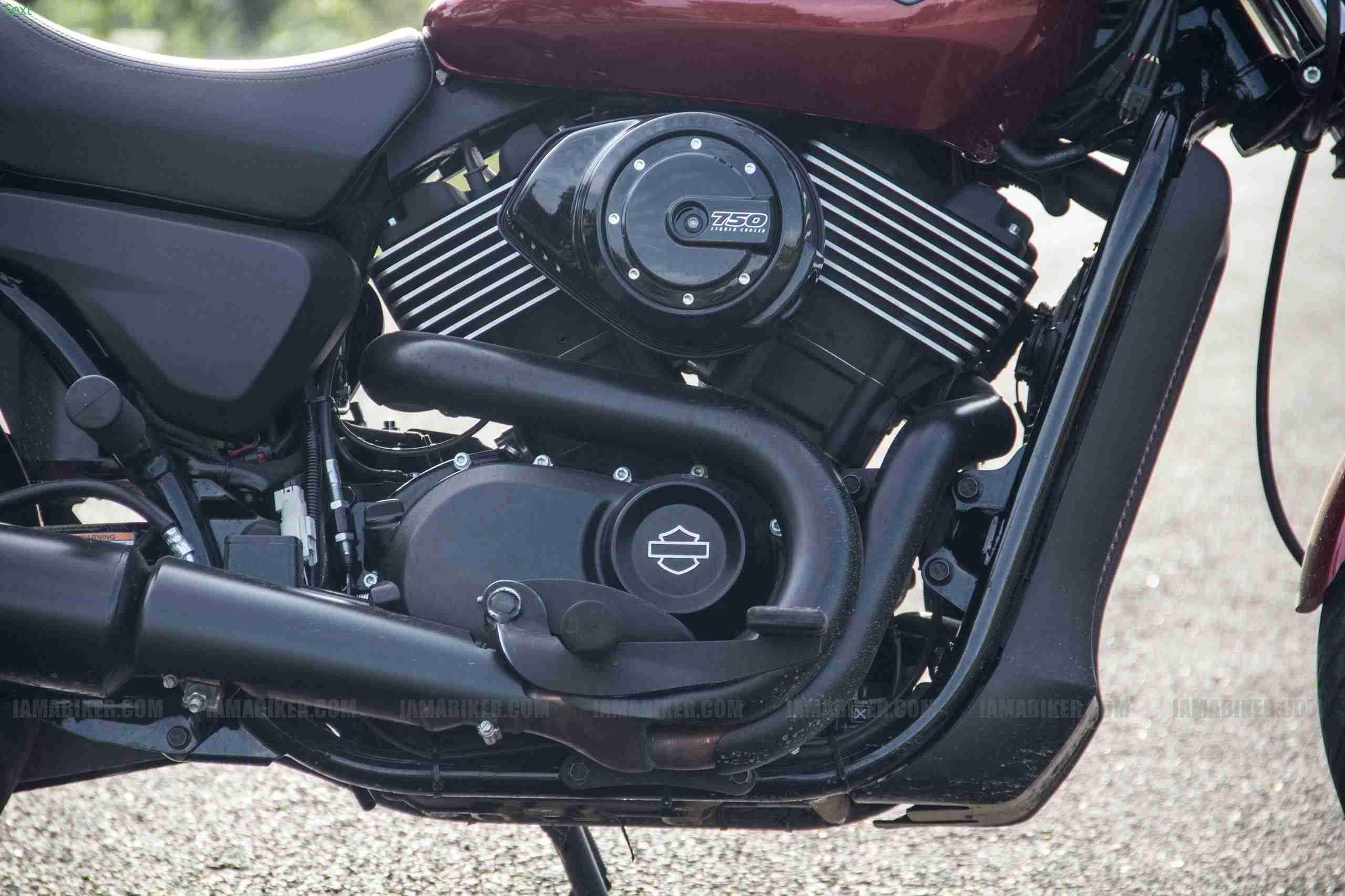 2015 Harley Davidson Street 750 review - 14