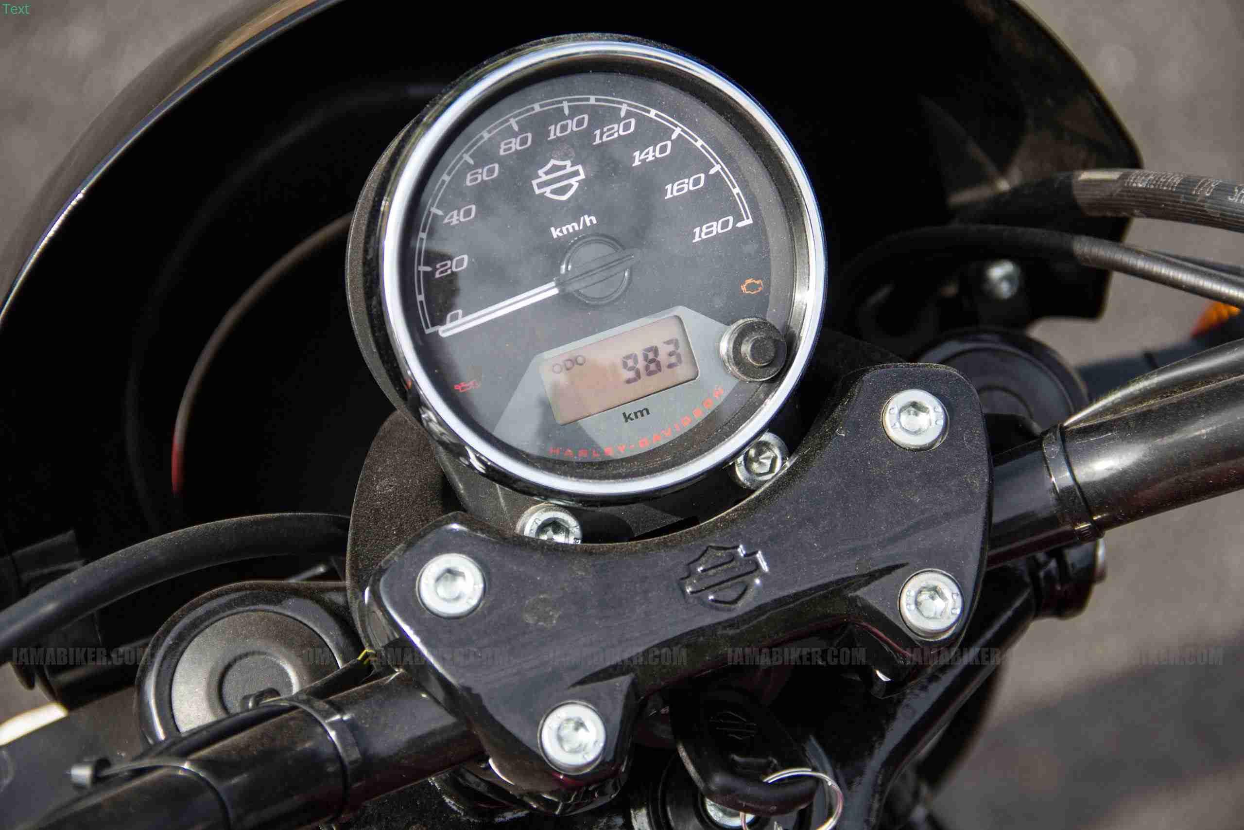 2015 Harley Davidson Street 750 review - 29