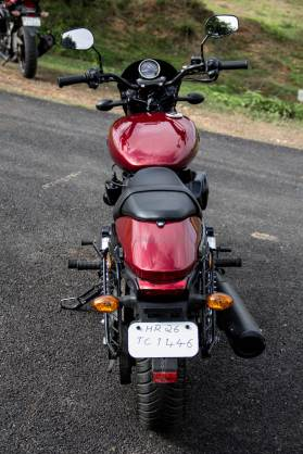 2015 Harley Davidson Street 750 review - 41