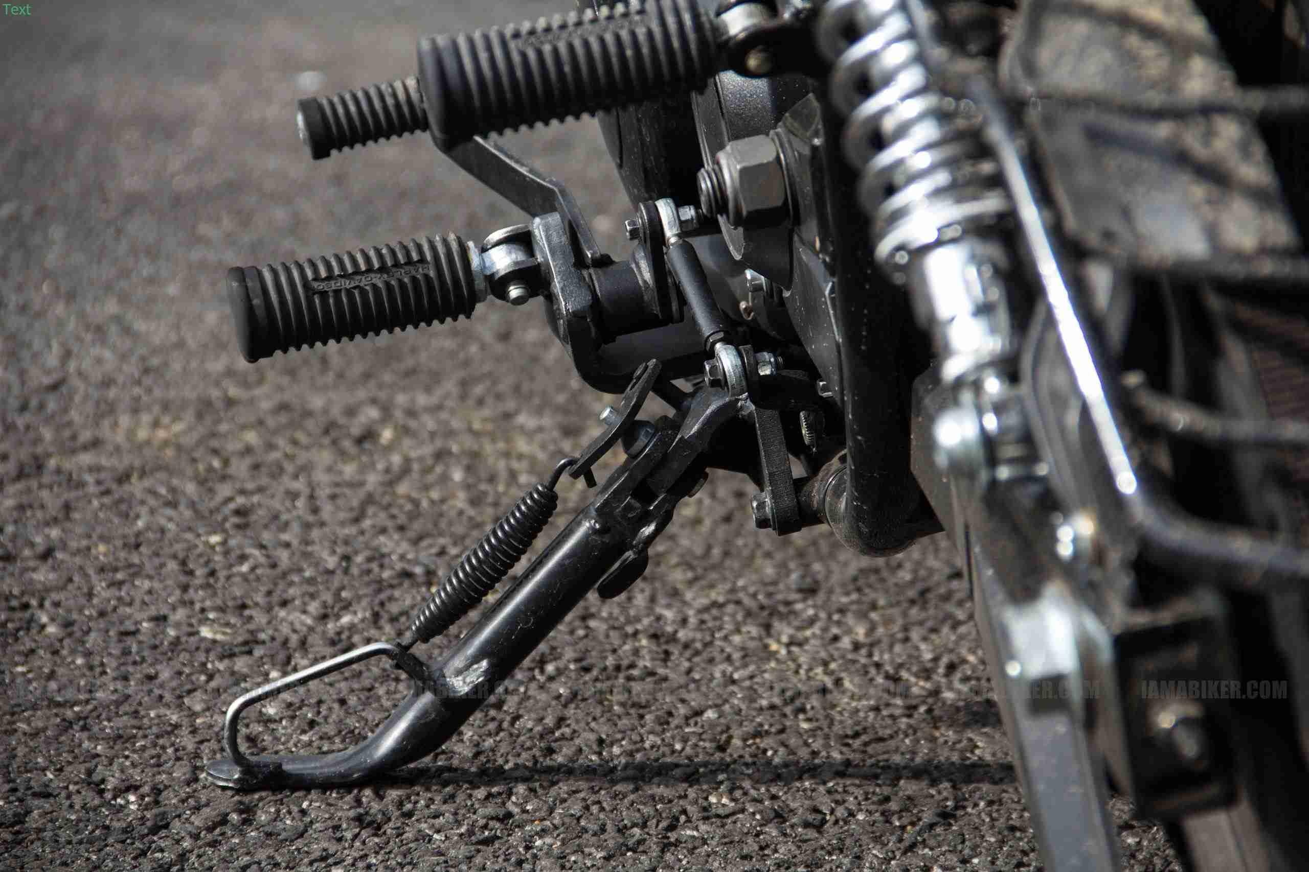2015 Harley Davidson Street 750 review - 42
