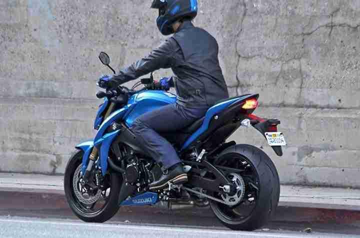 2015 Suzuki GSX-S1000