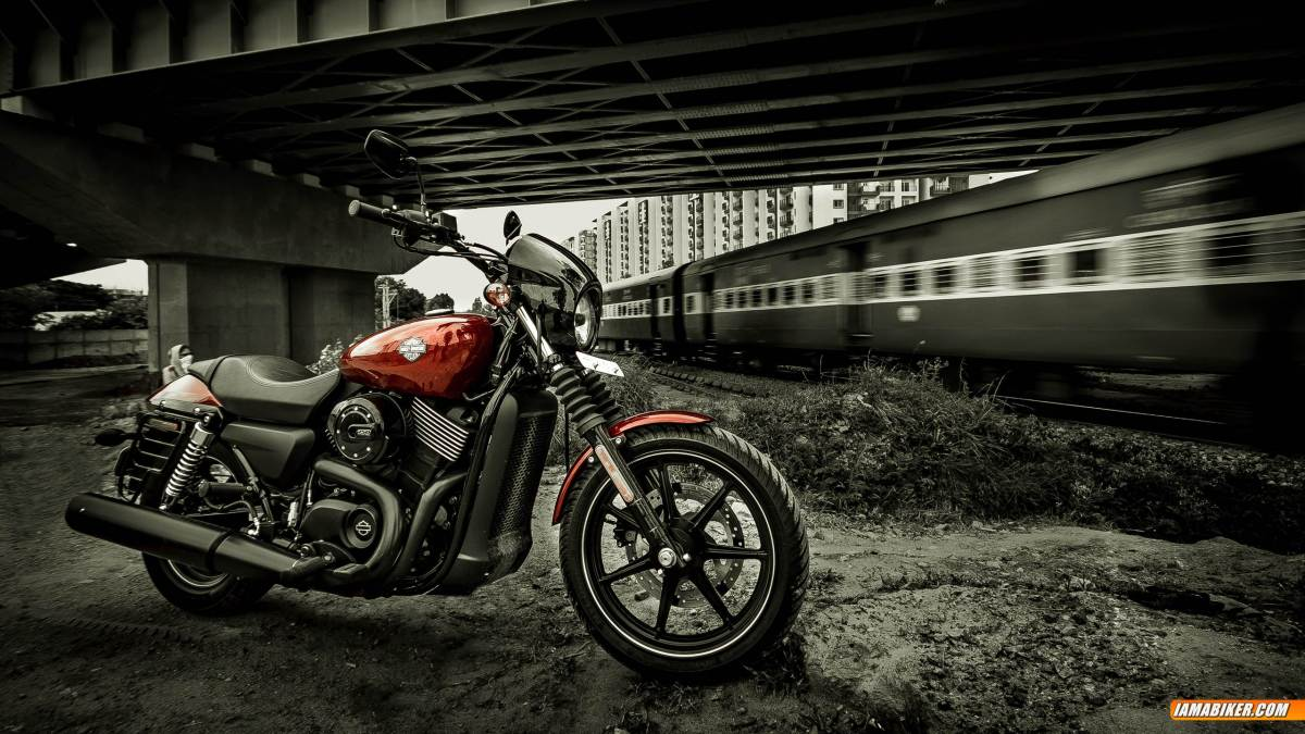Harley Davidson Street 750 HD wallpaper