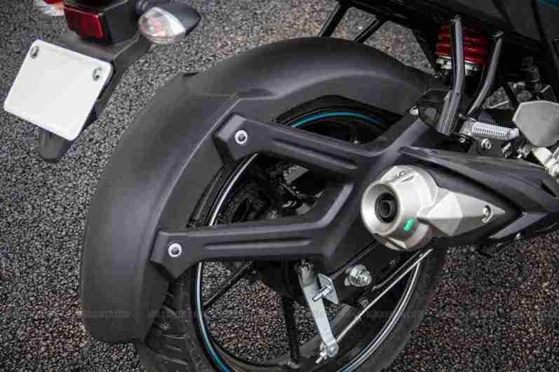 Yamaha FZ-S review - 15