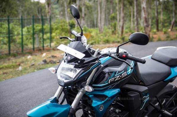 Yamaha FZ-S review - 24