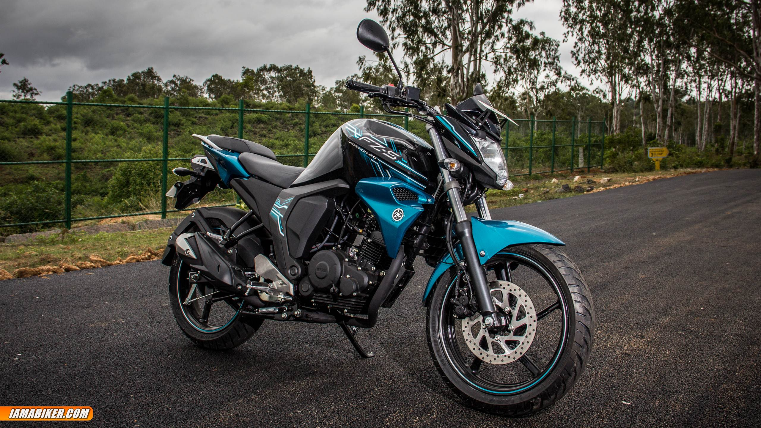 yamaha fz-s v2 review - looks and build quality