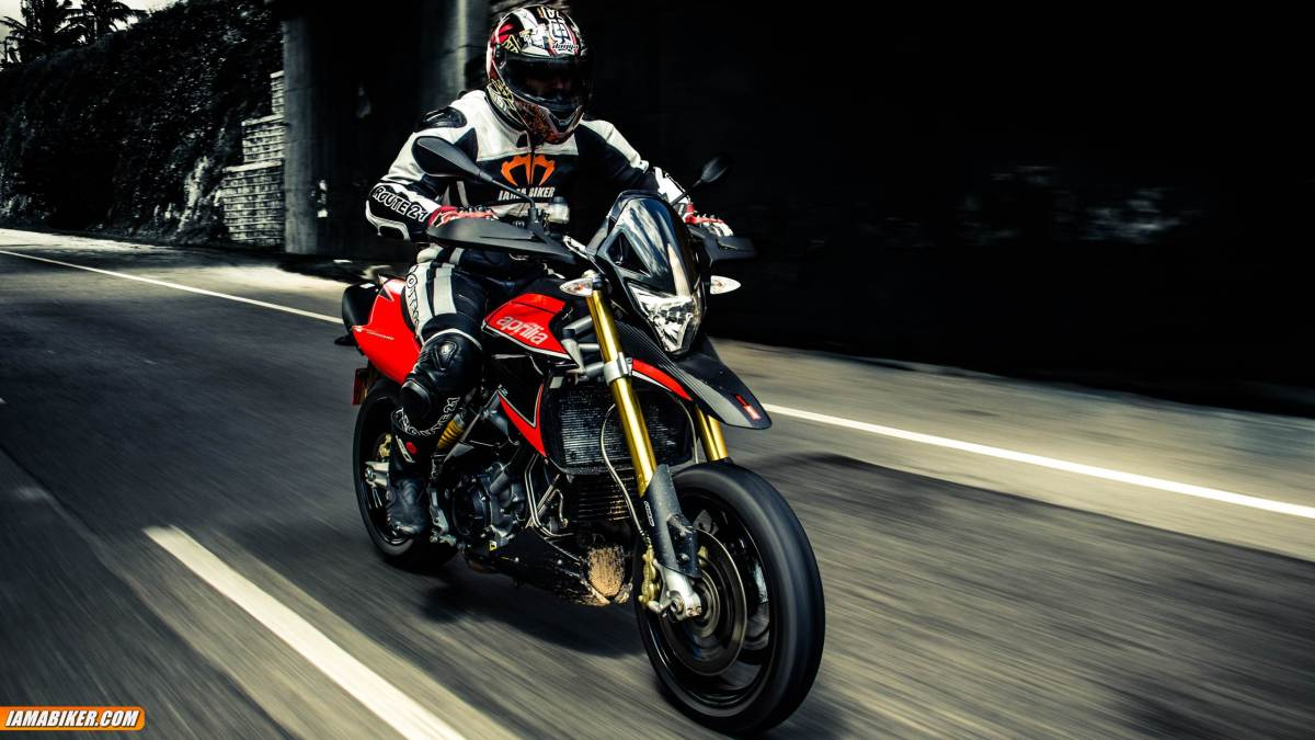 Aprilia Dorsoduro 1200 review - engine and performance