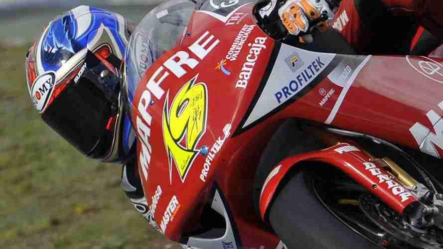 Aprilia Gresini Racing signs Alvaro Bautista
