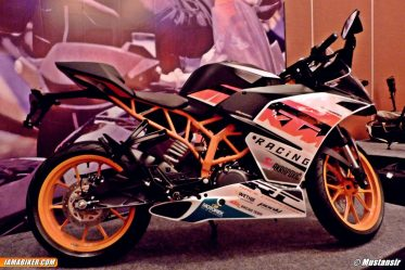 KTM RC 390 RC launch India - 13
