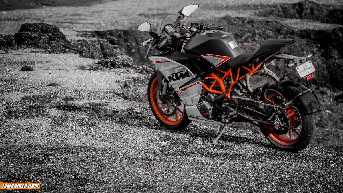 KTM RC 390 wallpapers - 5