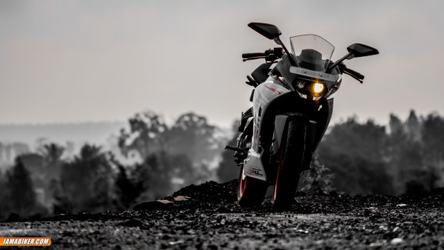 KTM RC 390 wallpapers - 7