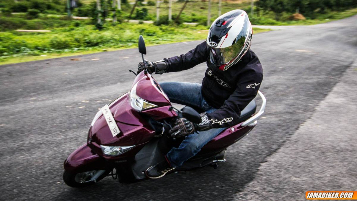 Yamaha Alpha review verdict
