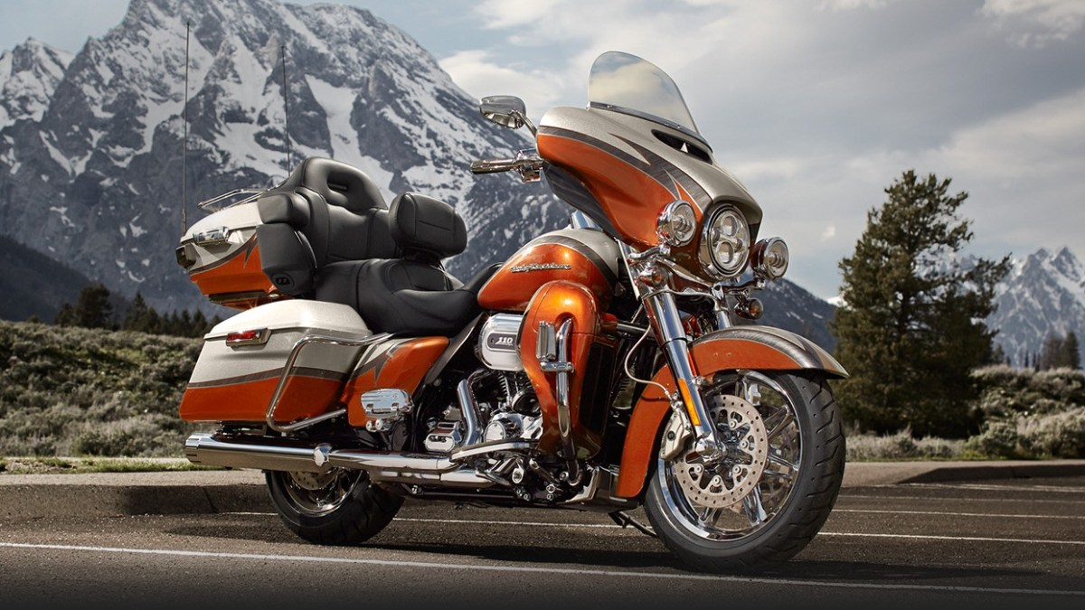 Harley Davidson India - CVO Limited