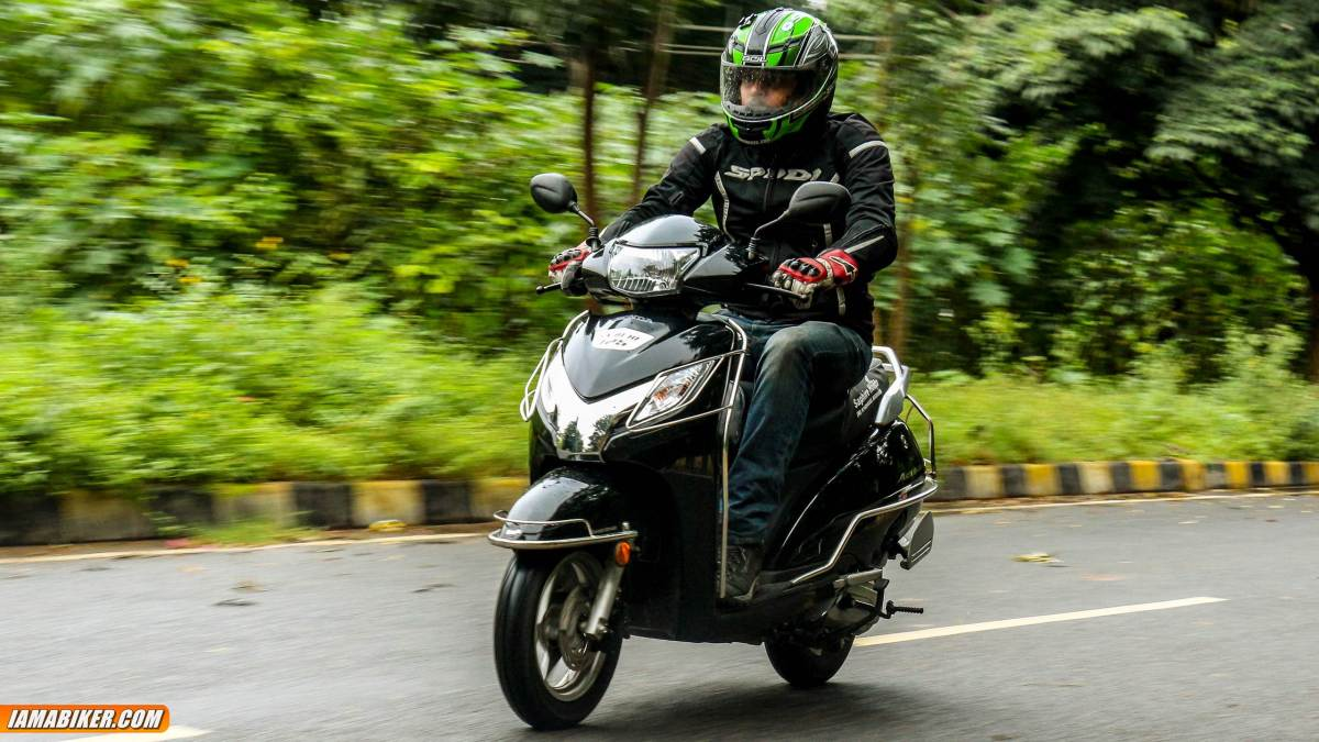 new honda activa 125 review