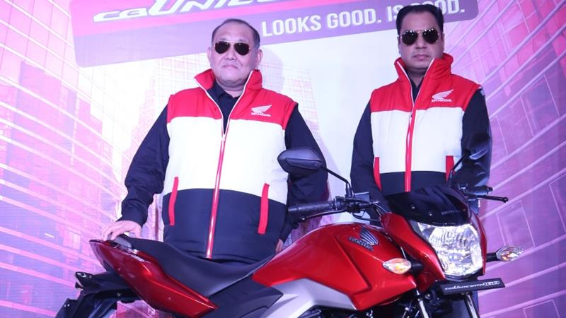 honda cb unicorn 160 launch