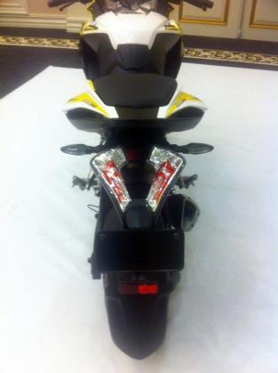 pulsar 200 ss tail light