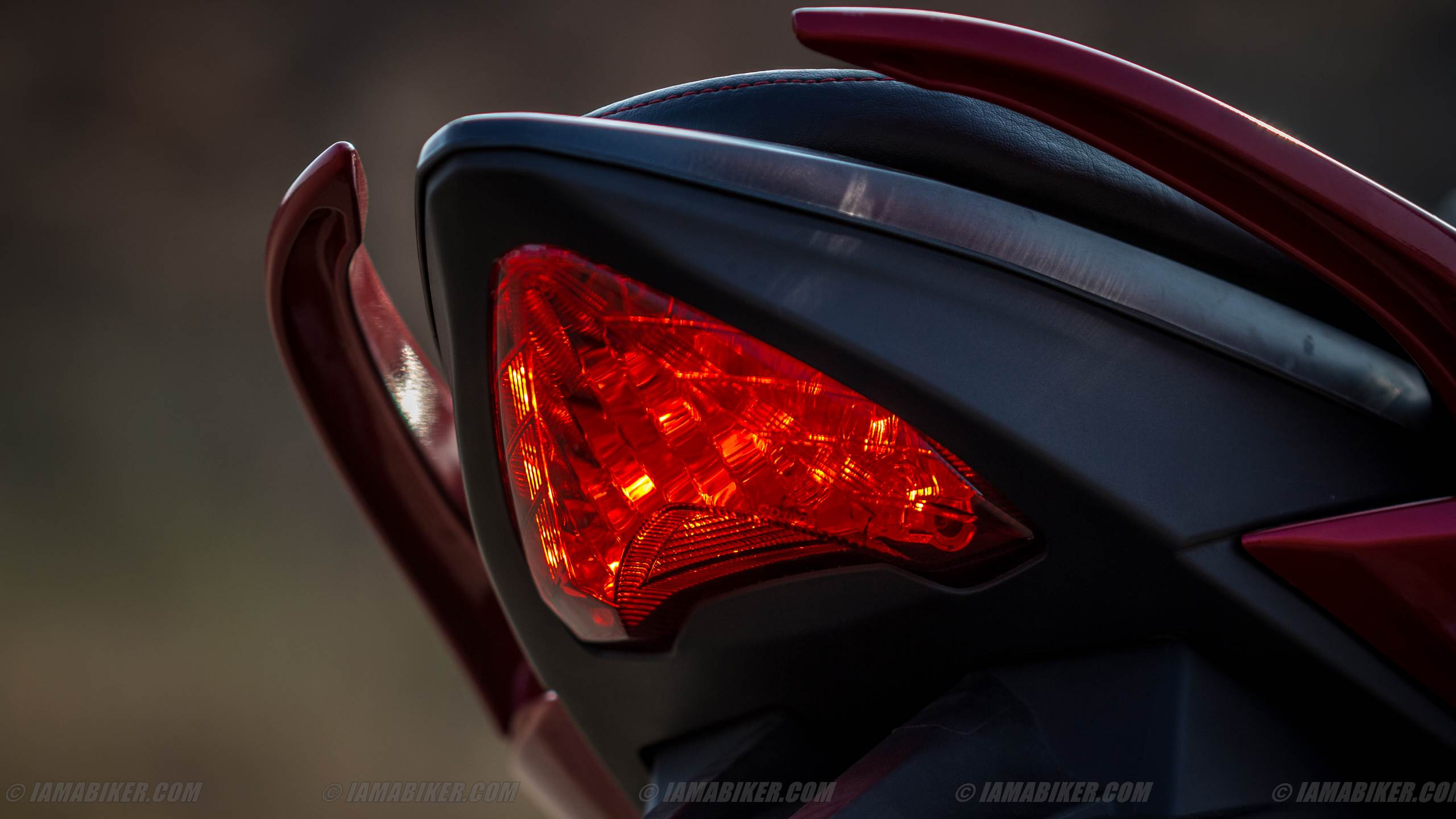 suzuki gixxer 155 LED tail light