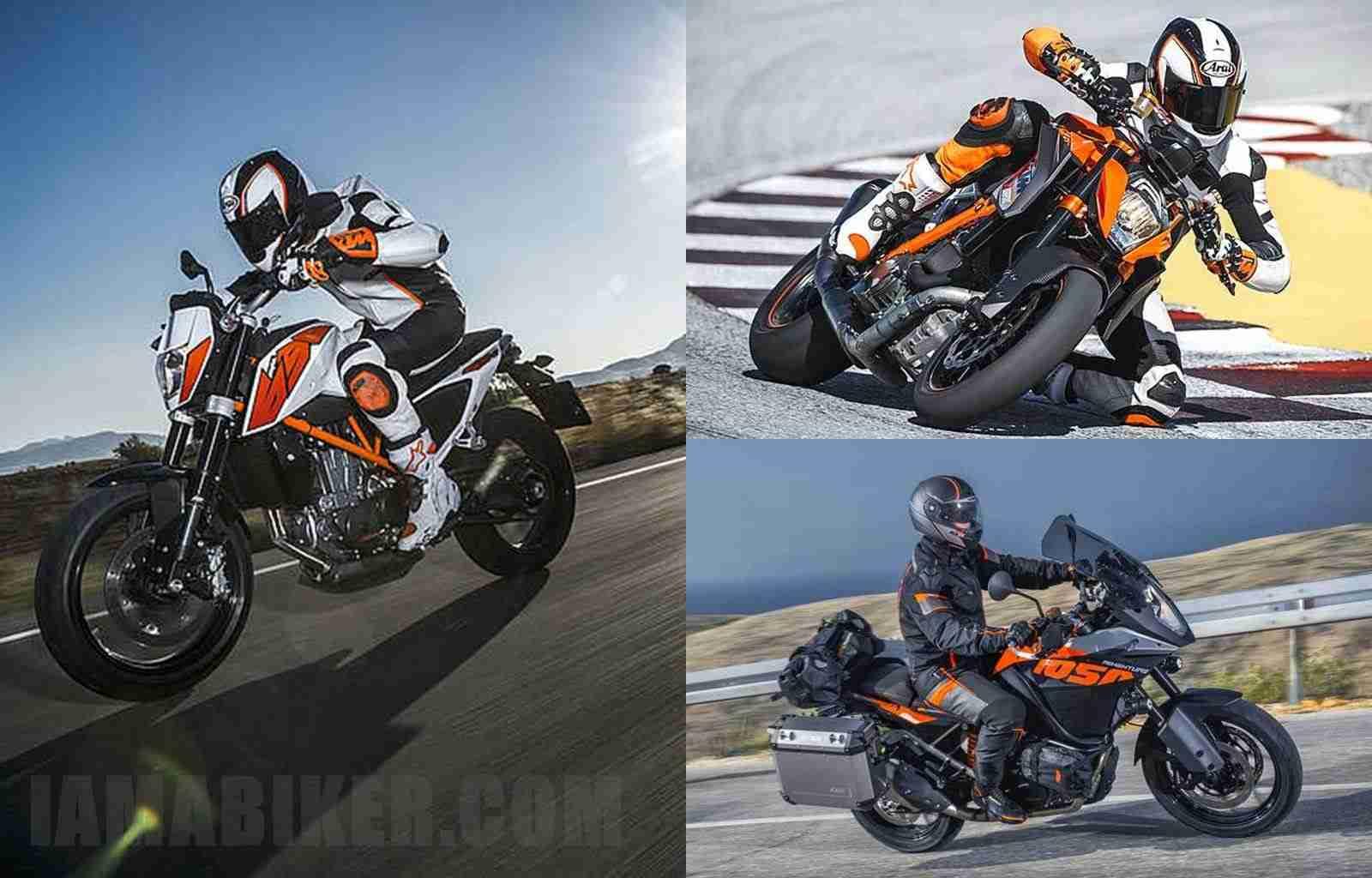 2015 KTM launches