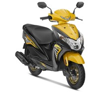 Honda Dio scooter